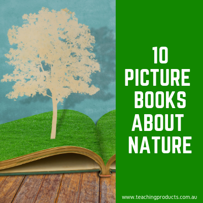 Ten picture books about nature