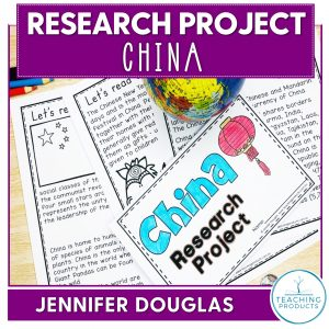 Country Research Project China