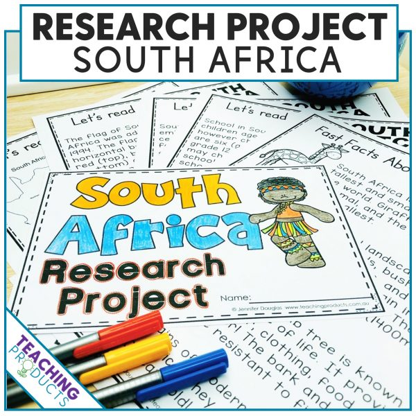 Country Research Project South Africa