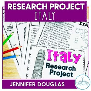 Country Research Project Italy