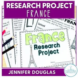 Country Research Project France
