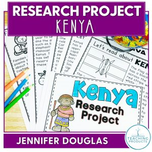 Country Research Project Kenya