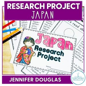 Country Research Project Japan