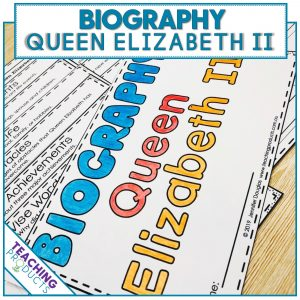 Biography Queen Elizabeth II