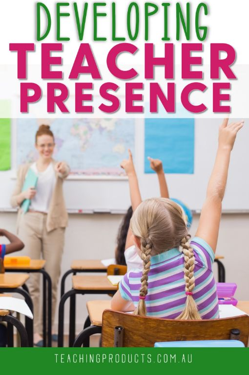 Developing Teacher Presence