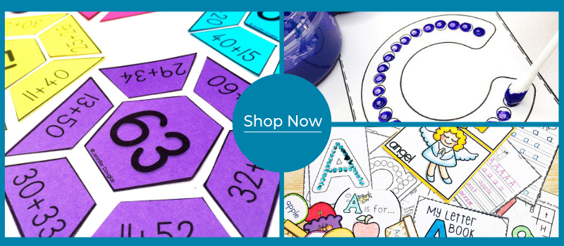 Teaching Products Shop Now