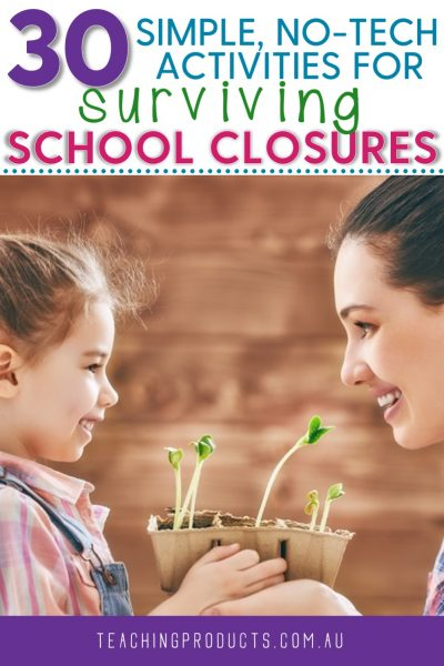 Surviving School Closure