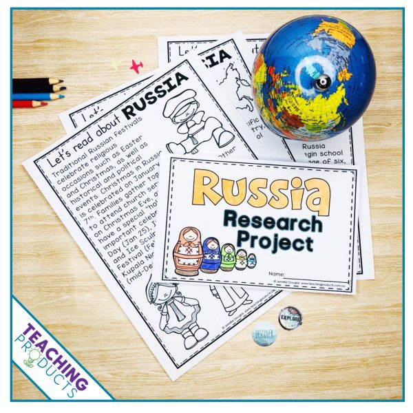 Country Research Project Russia
