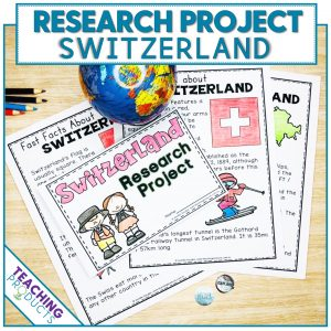 Country Research Project Switzerland