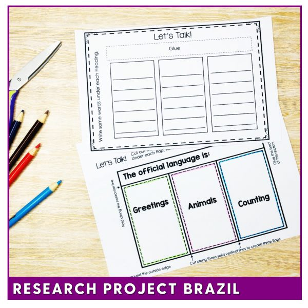 Country Research Project Brazil