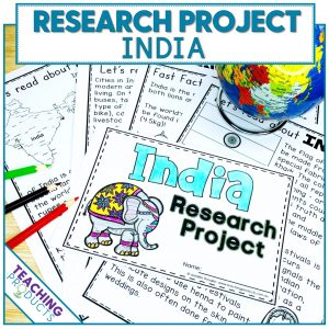 Social studies country research project India